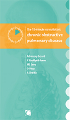 Cover image for The 10-minute consultation: chronic obstructive pulmonary disease