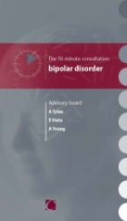 Cover image for The 10-minute consultation: bipolar disorder