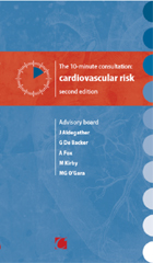 Cover image for The 10-minute consultation: cardiovascular risk second edition